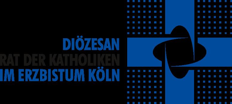 Logo des Sponsors: Diözesanrat der Katholiken im Erzbistum Köln