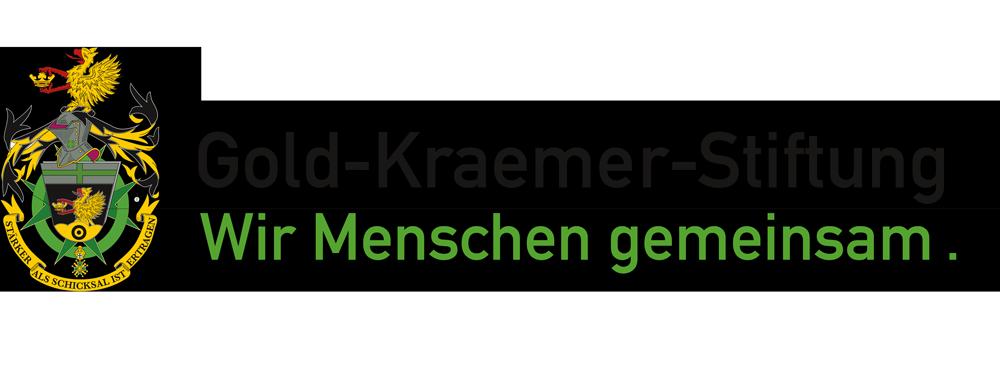 Logo des Sponsors: Gold-Kraemer-Stiftung