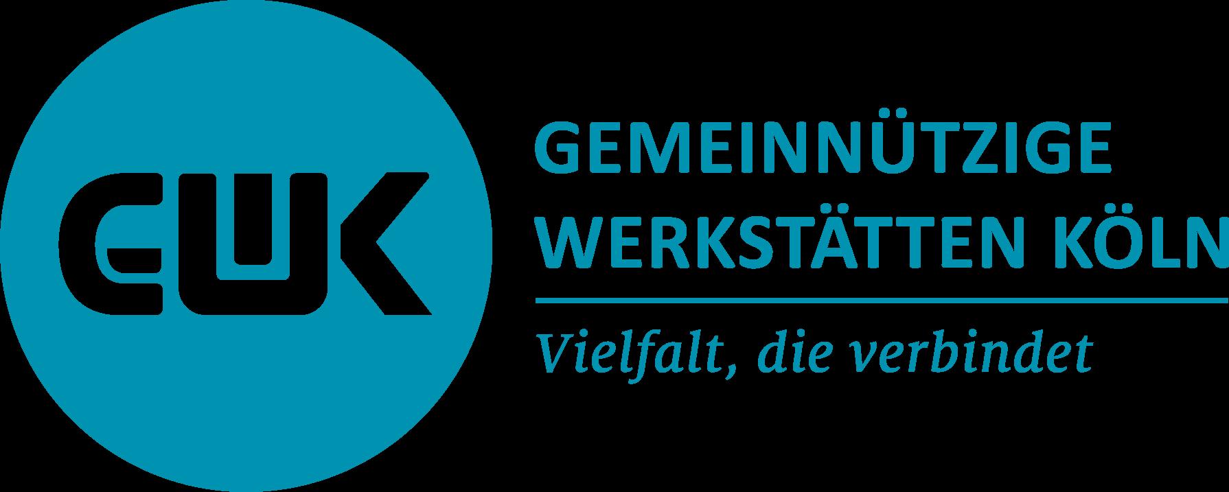 Logo des Sponsors: Gemeinnützige Werkstätten Köln